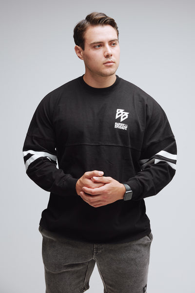 All Day - Long Sleeve Tee (Black)