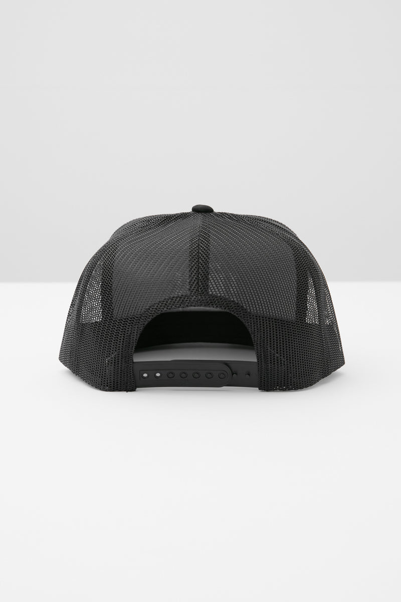 Focus - Trucker Hat (Black)