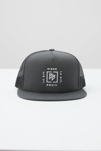 Focus - Trucker Hat (Charcoal)