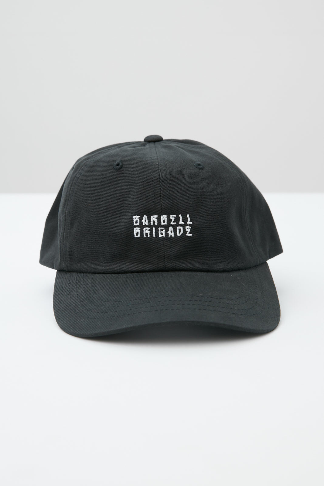 Stacked - Dad Hat (Black)