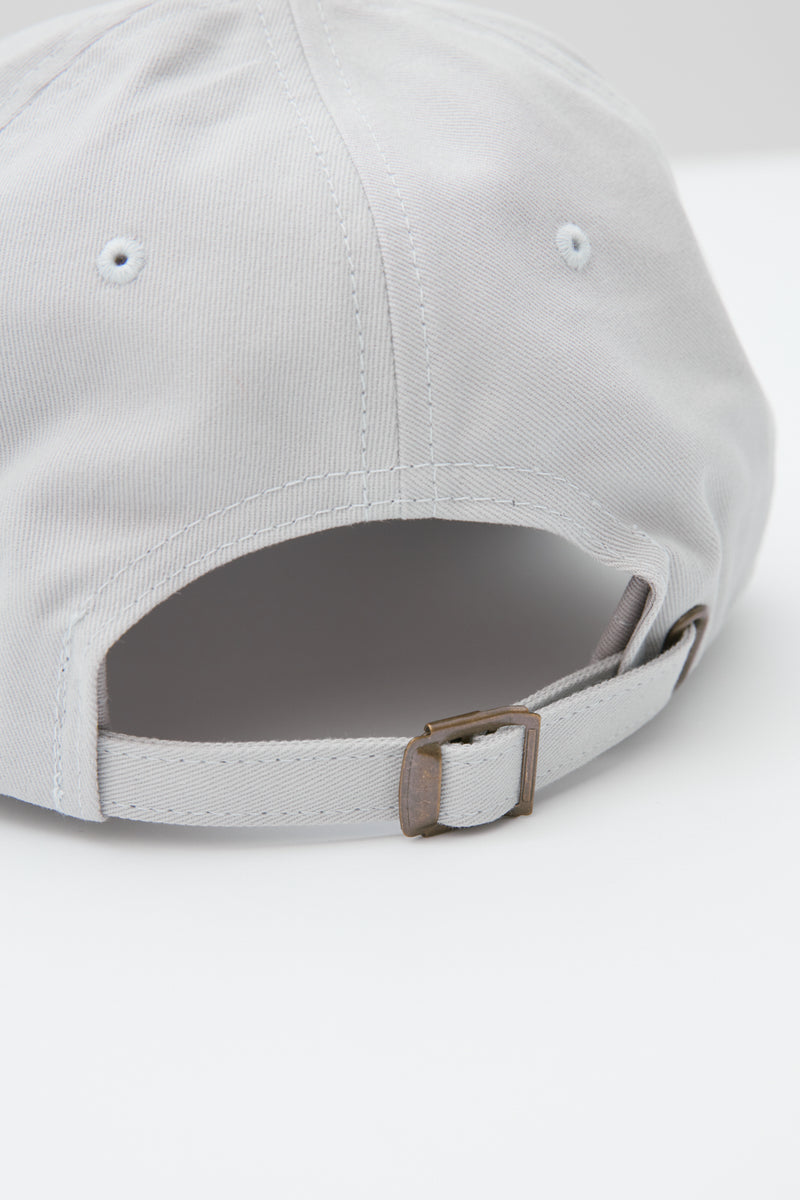 Stacked - Dad Hat (Light Grey)