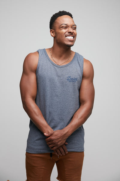 Represent - Tank (Heather Blue)
