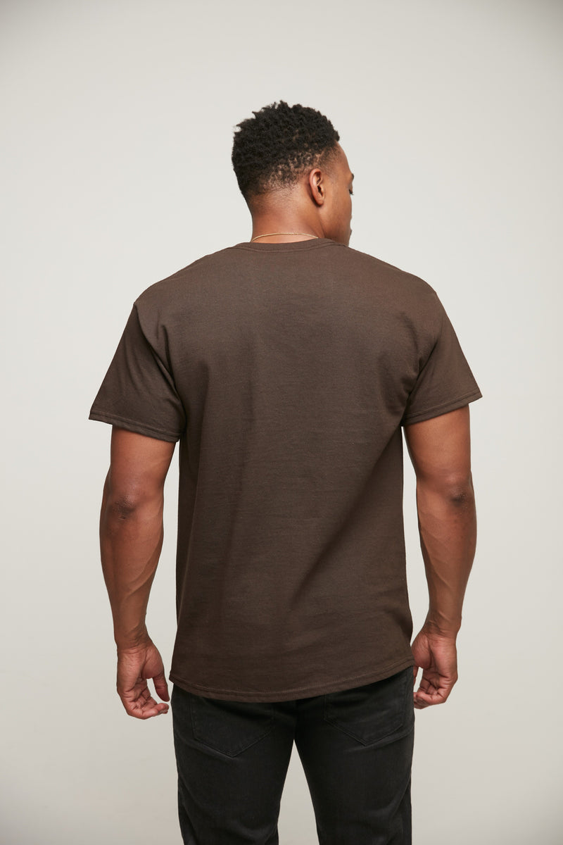 Stencil - Tee (Dark Chocolate)