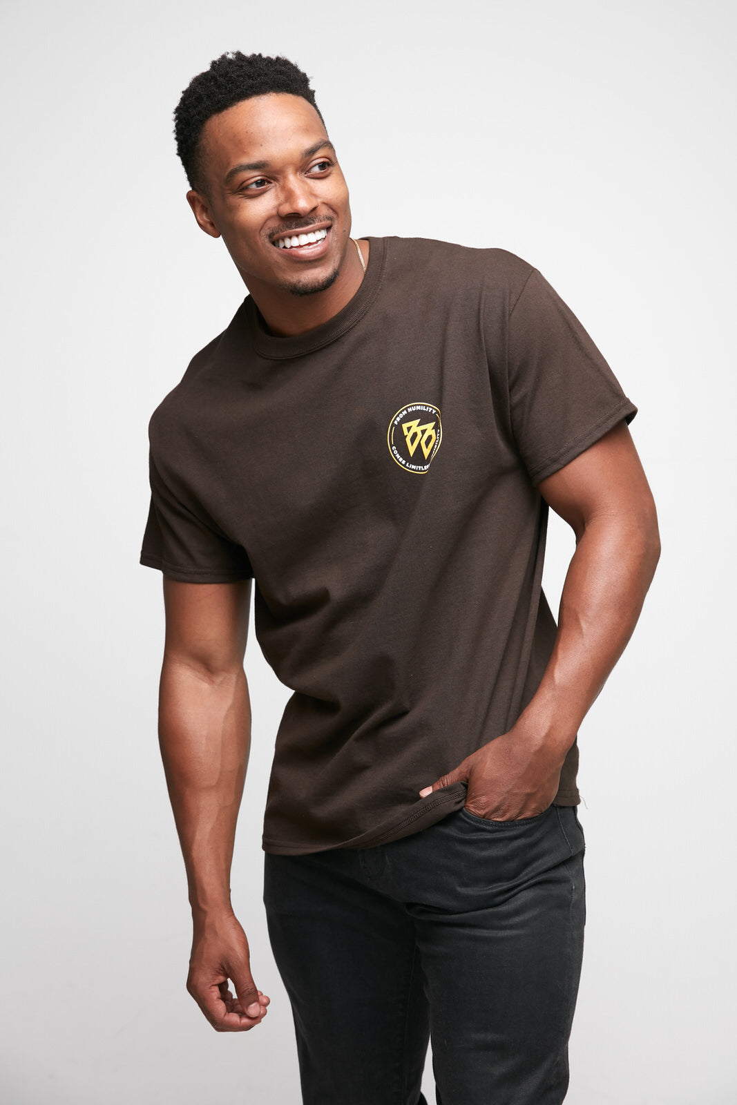 Limitless - Tee (Dark Chocolate)