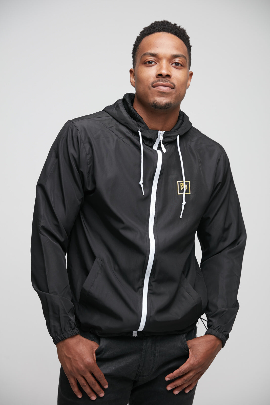 Elemental - Light Weight Jacket (Black)