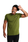 Rebirth Script - Tee (Army Green)