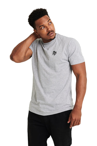 Infinite - Tee (Heather Grey)