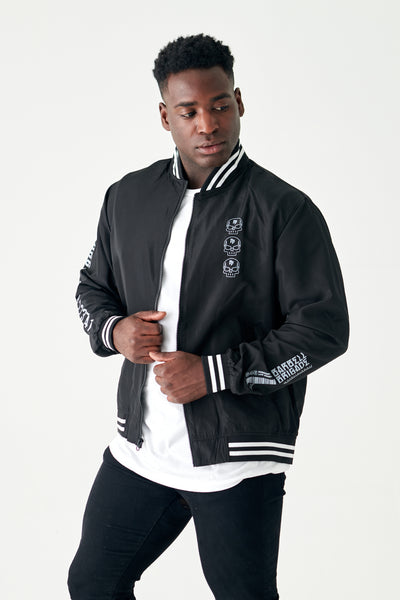 Angel City - Lightweight Jacket (Black)