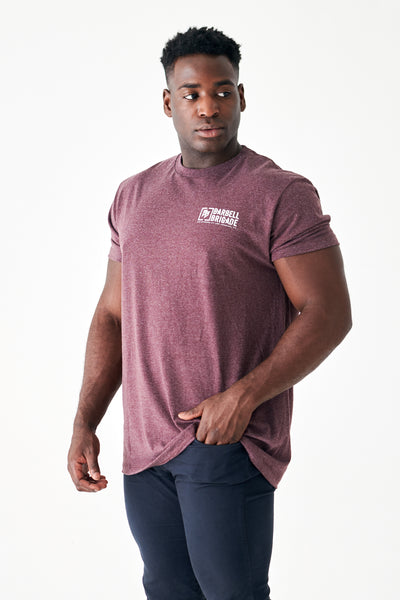 Recoil - Tee (Plum Heather)