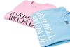 Serif - Long Sleeve Tee (Pink)