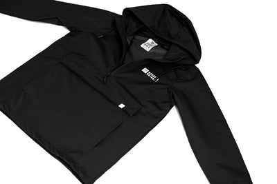 Breaker - Anorak Jacket (Black)
