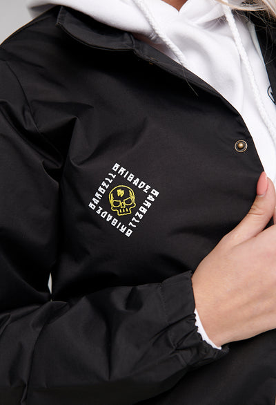 Groundbreaker - Coach Jacket (Black)