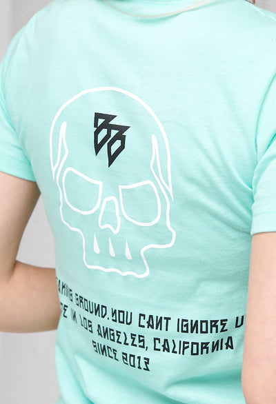Blueprint - Tee (Celadon)