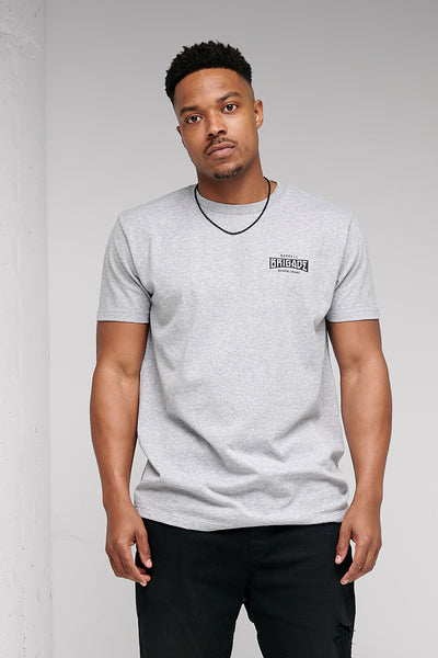 Radar - Tee (Athletic Heather)