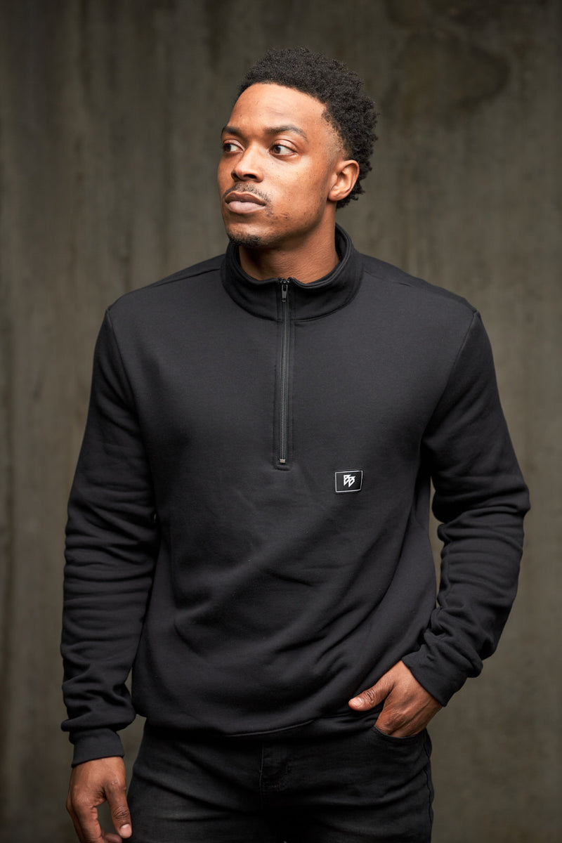 BB - Fleece Pullover (Black)