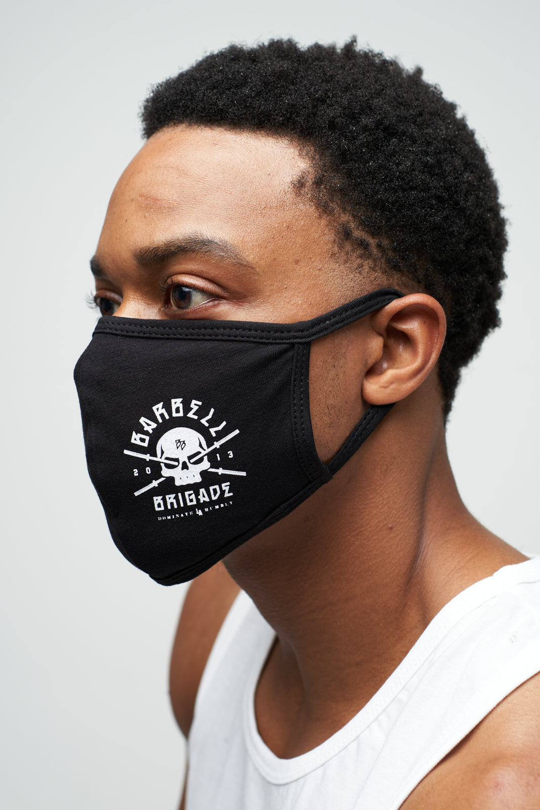 Rebirth - Face Mask (Black)