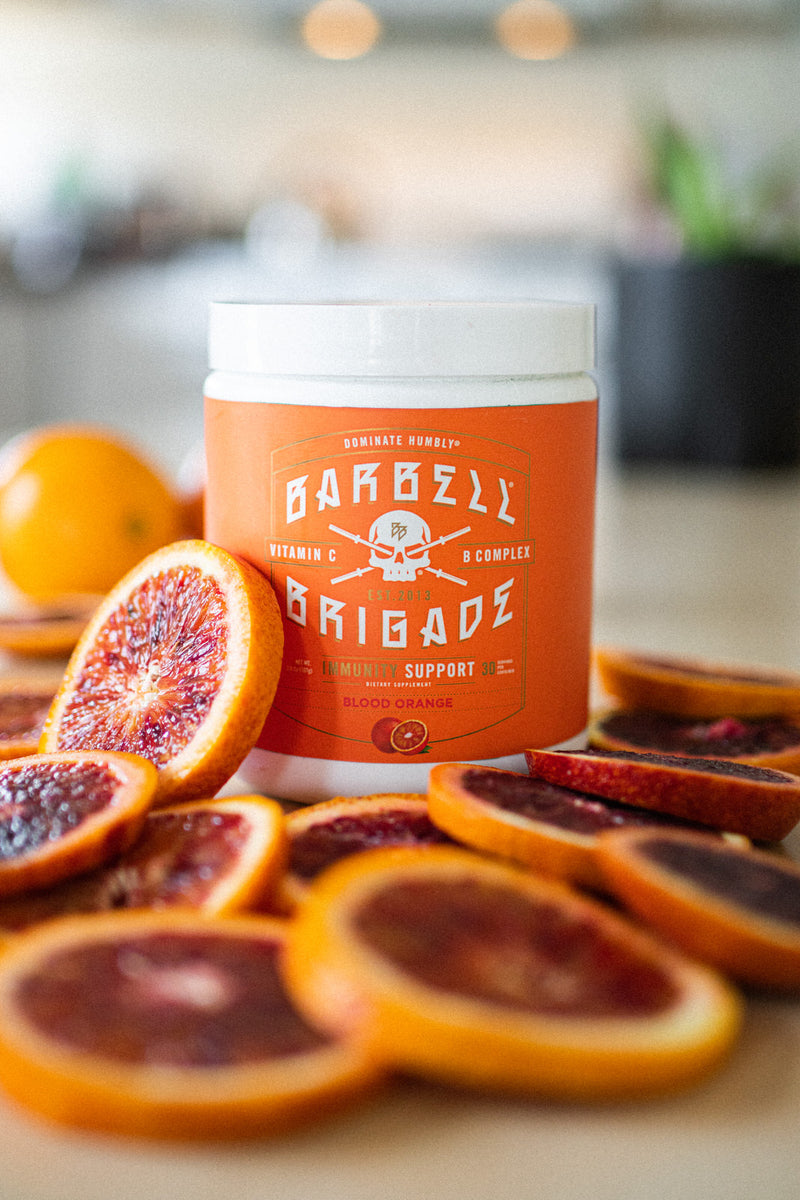 BB - Immunity Support (Blood Orange) [USA DELIVERIES ONLY]