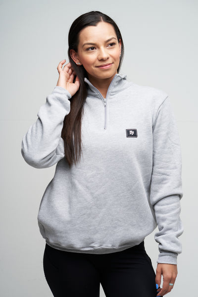 [Pre-order] BB - Fleece Pullover (Athletic Heather)