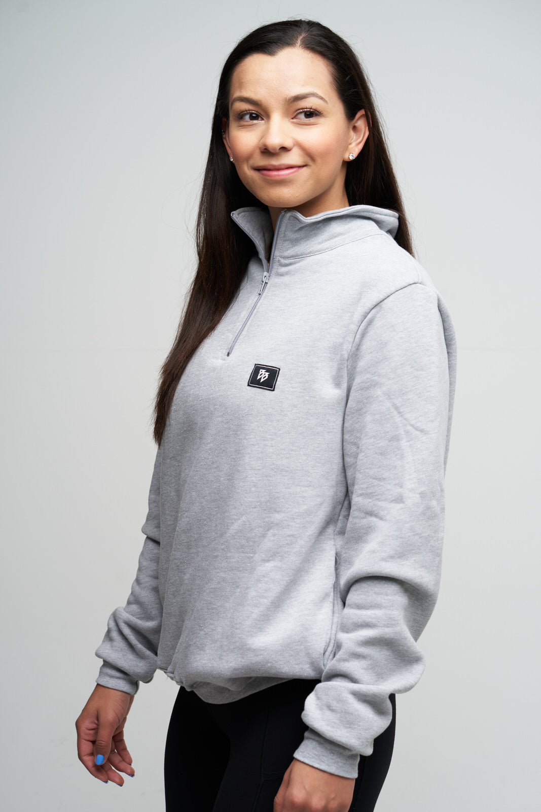 BB - Fleece Pullover (Athletic Heather)