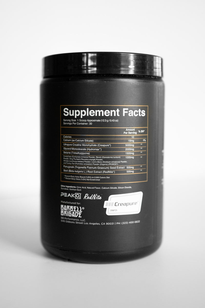 BB - Strength Stack (Tropical Raspberry)