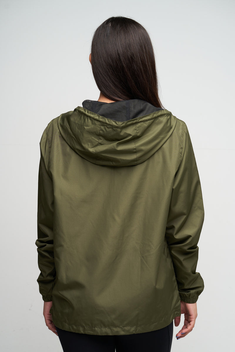 BB - Lightweight Anorak (Army)