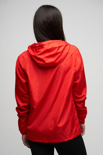 [Pre-order] BB - Windbreaker Zip Jacket (Red)