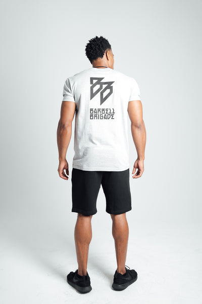 BB - Tee (Heather Grey)