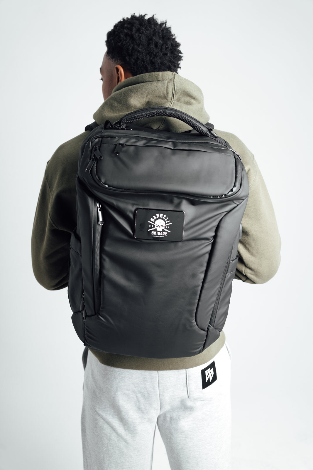 Rebirth - Backpack (Black) [Backordered - Available to Purchase]