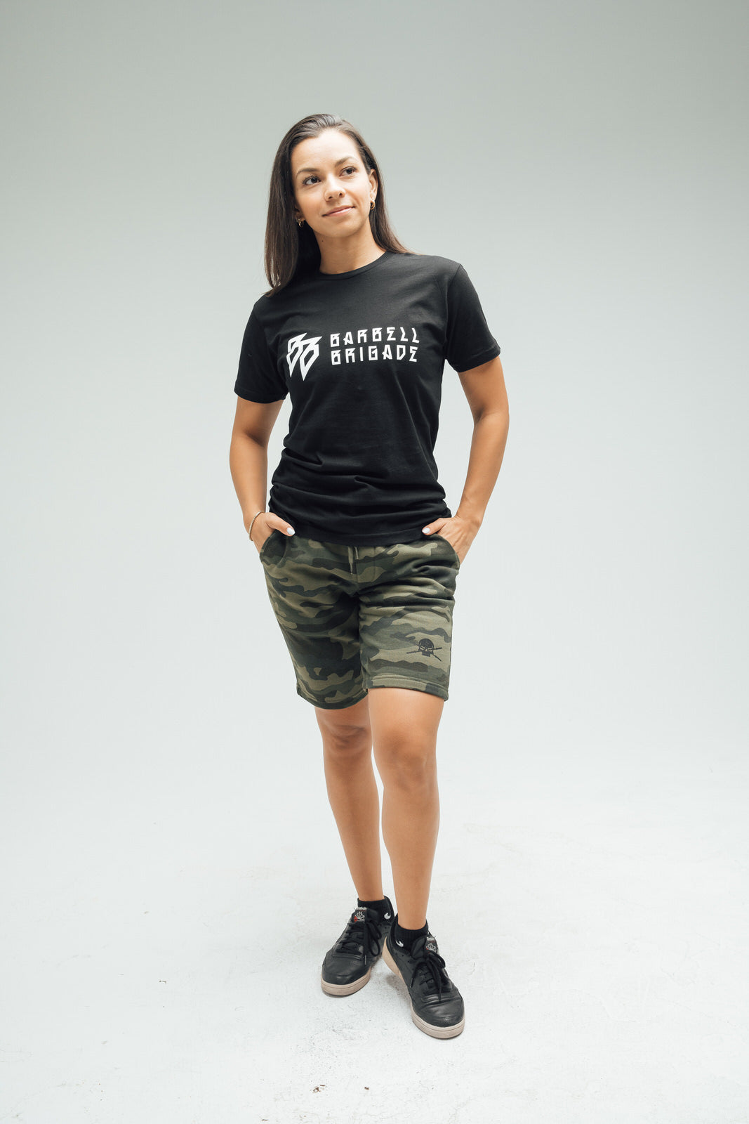 BB Horizontal - Tee (Black)