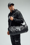 Rebirth - Duffel Backpack (Black)