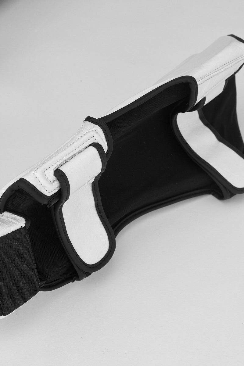 UVU - Shin Guards (White/Black)