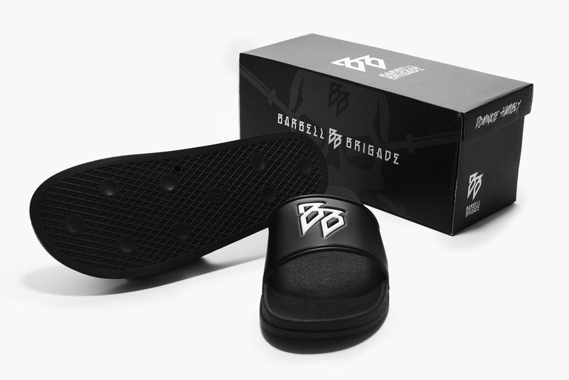 Off Duty - Slides (Black)