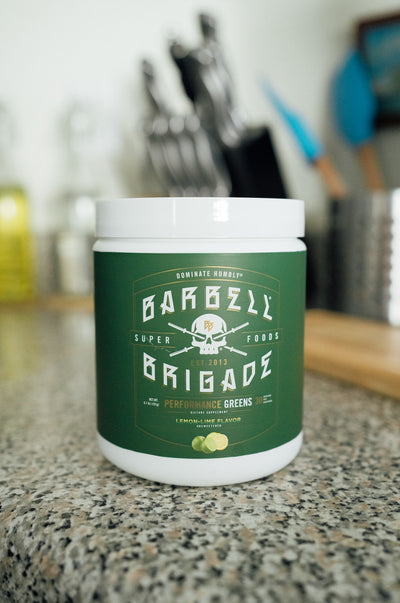 BB - Performance Greens (Lemon Lime) [INTERNATIONAL DELIVERIES ONLY]