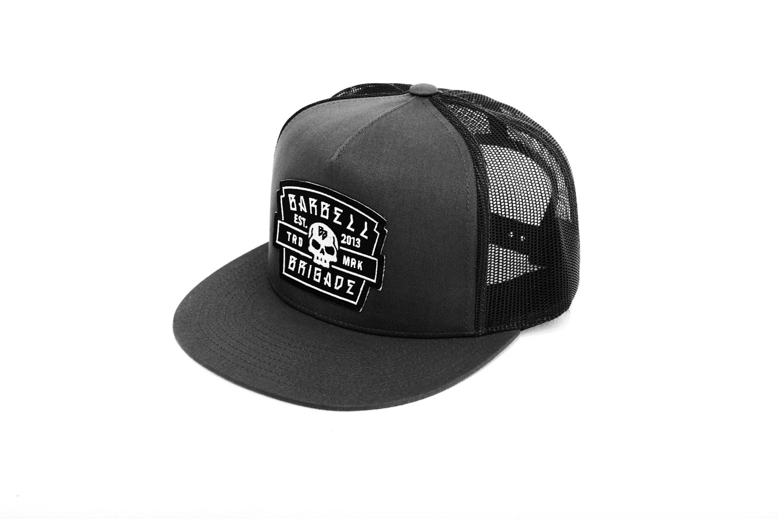 Leader - Trucker Hat (Charcoal)