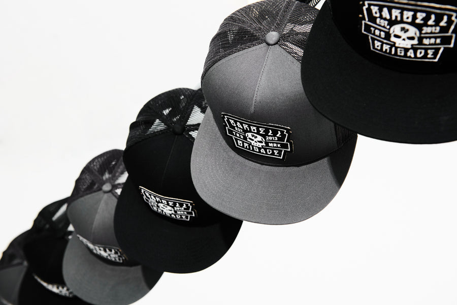 Leader - Trucker Hat (Black)