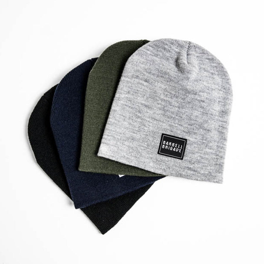 Defiant - Beanie (Grey Heather)