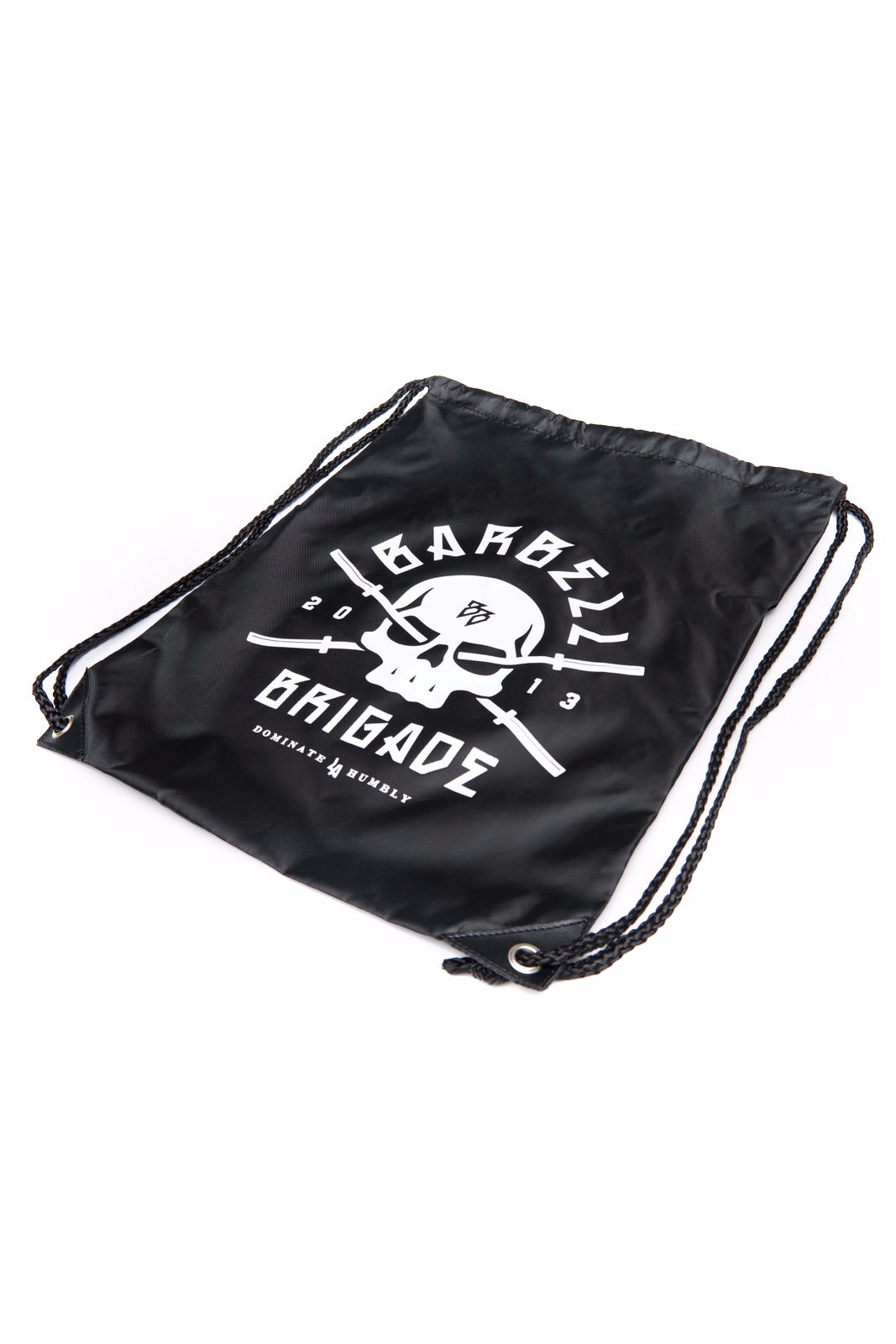 Barbell Brigade drawstring bag
