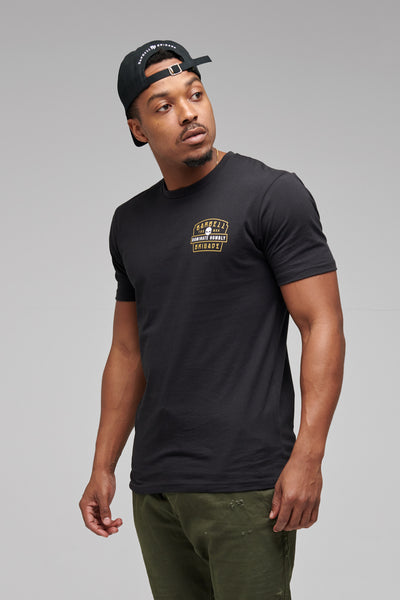 Leader - Tee (Black / Copper)
