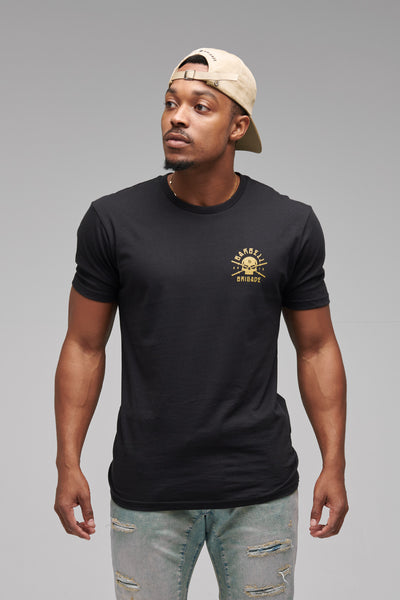 Rebirth - Tee (Black / Copper)