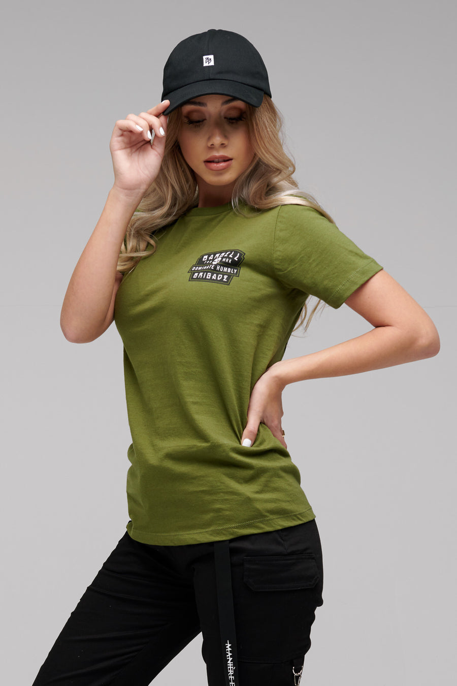 Leader - Tee (Army Green)