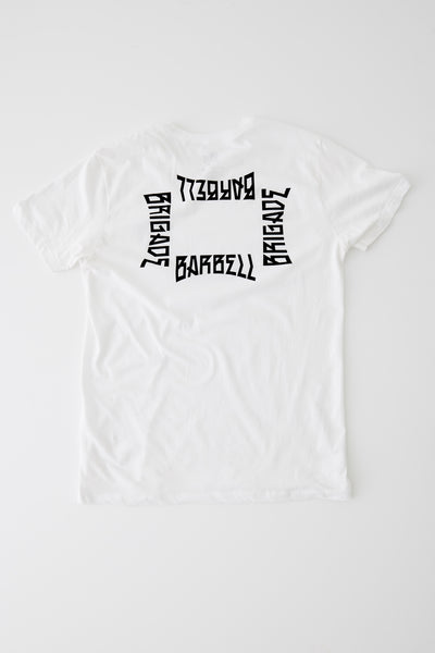 Sequence - Tee (White)