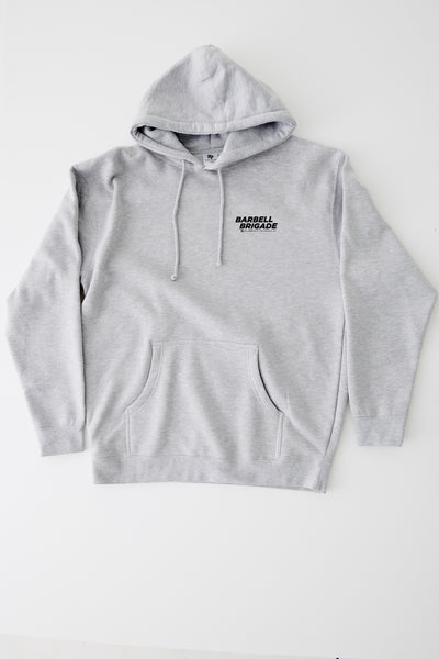 Coordinate - Hoodie (Heather Grey)