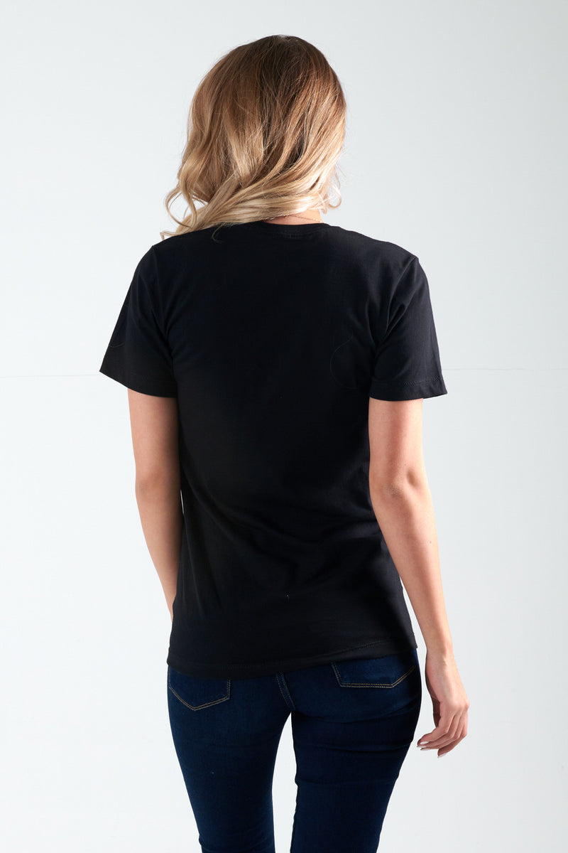 Rising Tide - Tee (Black)