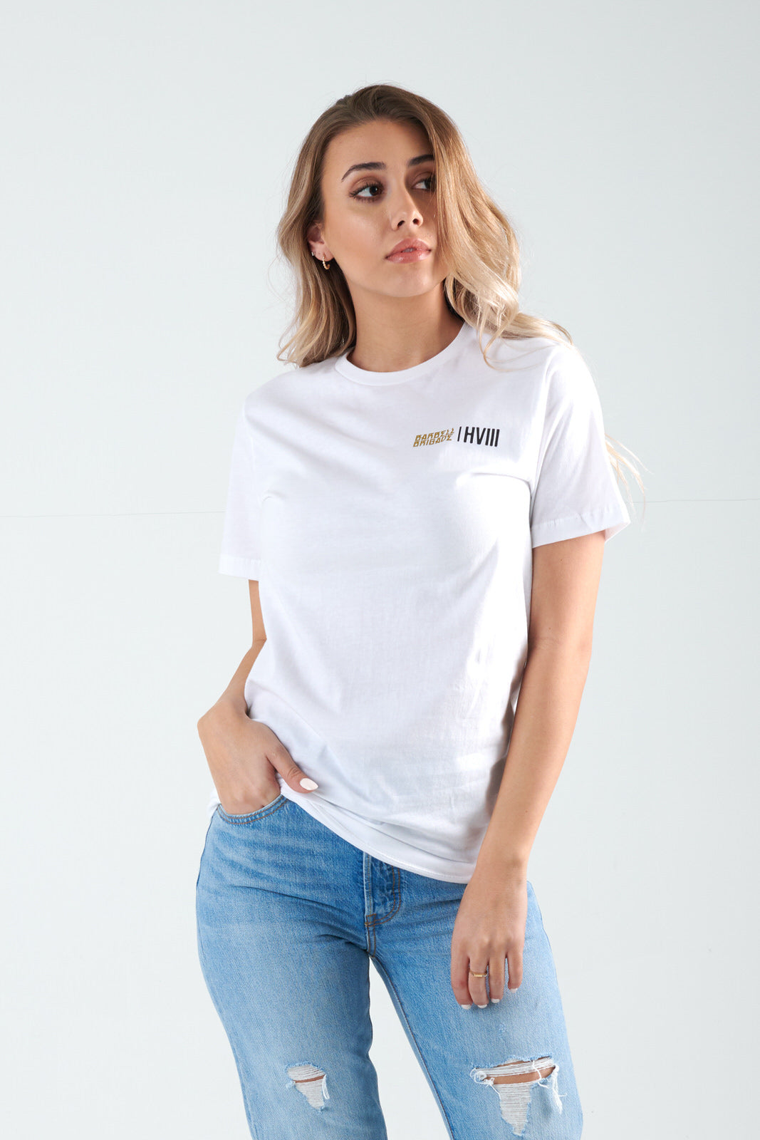 Anchor - Tee (White)