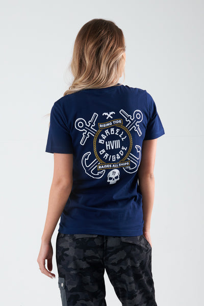 Anchor - Tee (Navy)