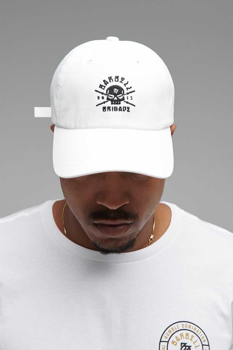 Rebirth - Dad Hat (White)