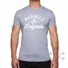 Barbell Brigade - Tee (Heather Grey)