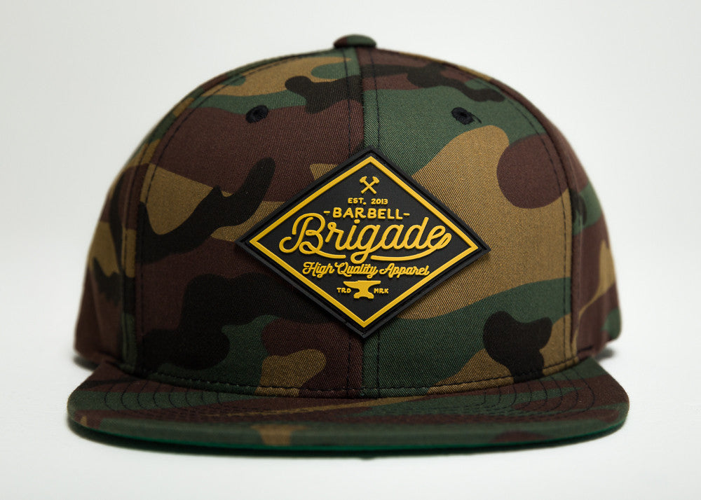 Foundry - Hat (Camo)