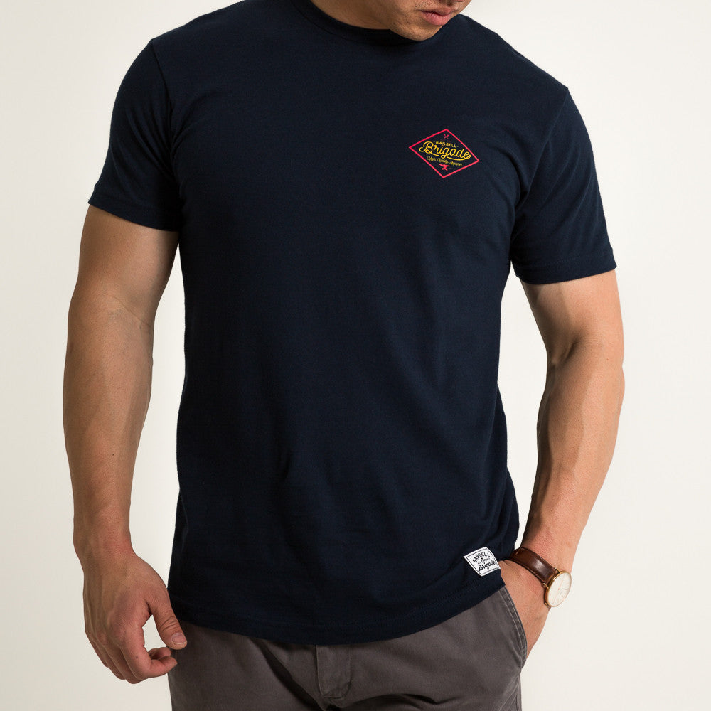 Foundry - Tee (Midnight Navy)
