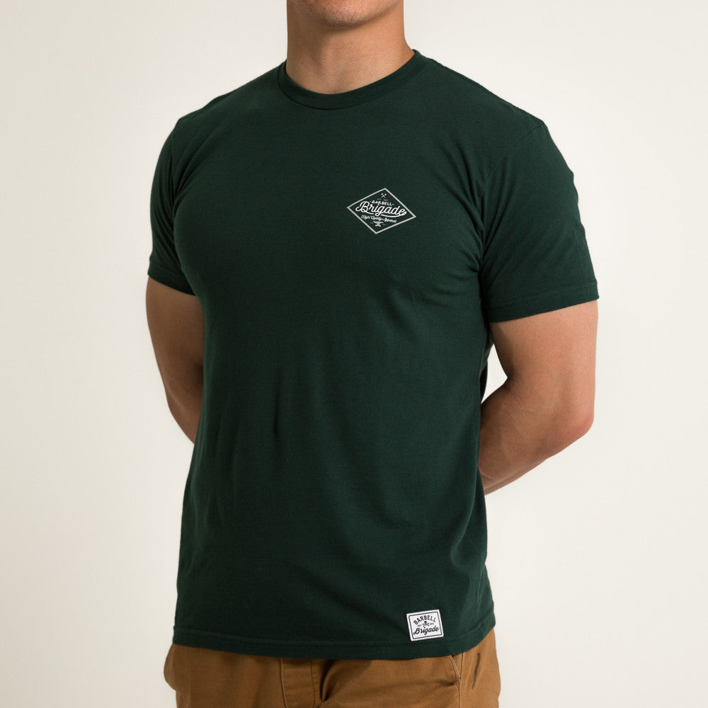 Foundry - Tee (Forest Green)